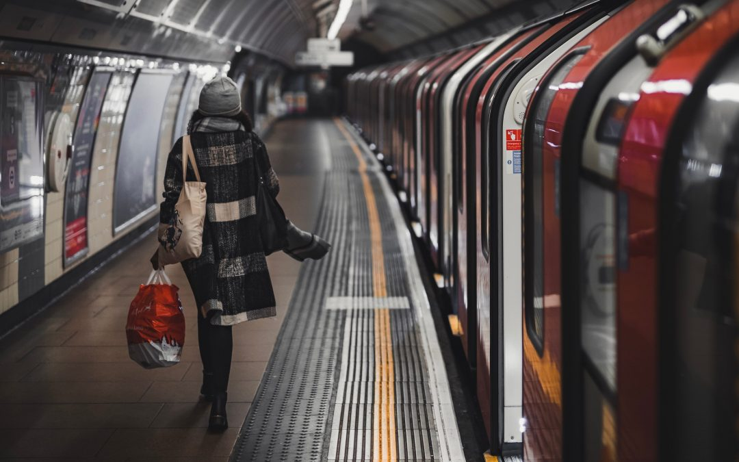 The future of London could have empty tube trains