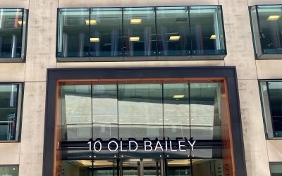 SmartSec Solutions appointed to manage site security at 10 Old Bailey, London
